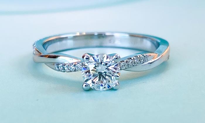טבעת אירוסין Milana