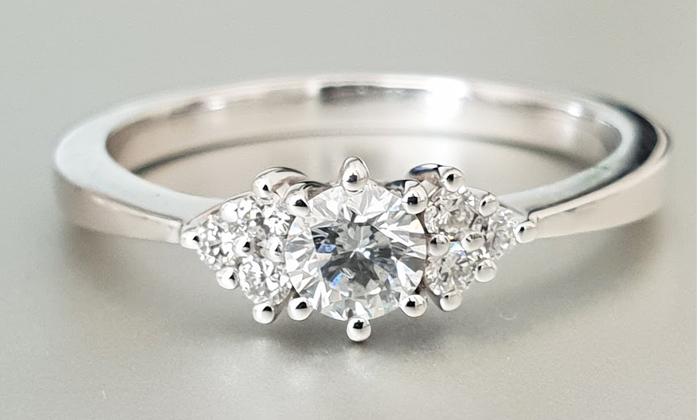 טבעת אירוסין Cypress