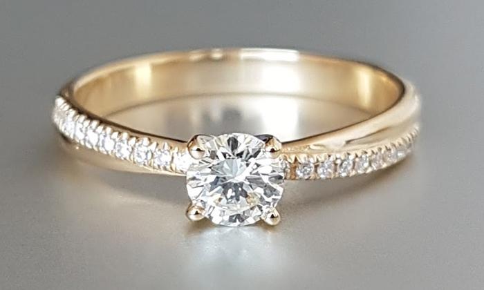 טבעת אירוסין Federico