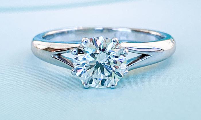 טבעת אירוסין Kimberly