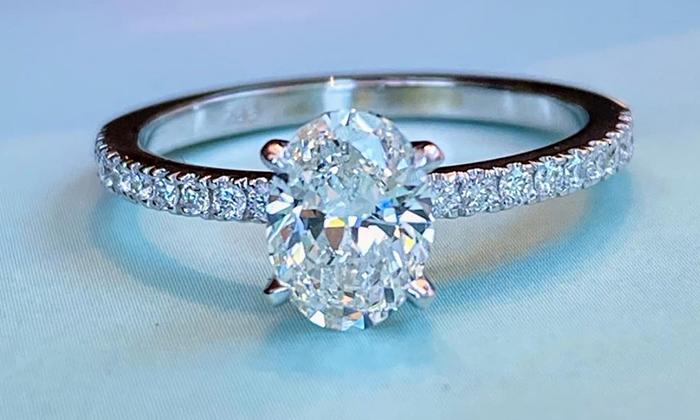 טבעת אירוסין Marche