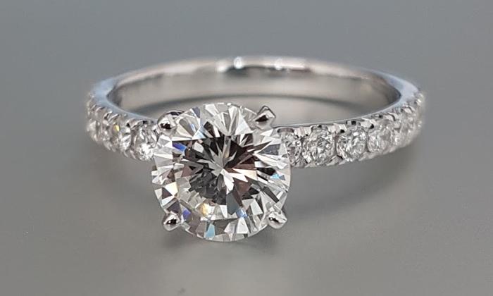 טבעת אירוסין Abarrane