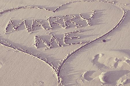 גם גברים מקבלים הצעות נישואין