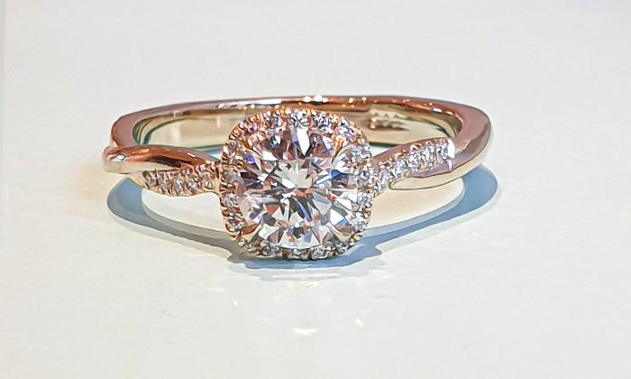 טבעת אירוסין Skyla