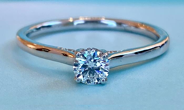 טבעת אירוסין Alanzo