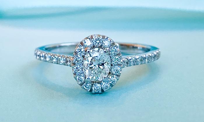 טבעת אירוסין Orion