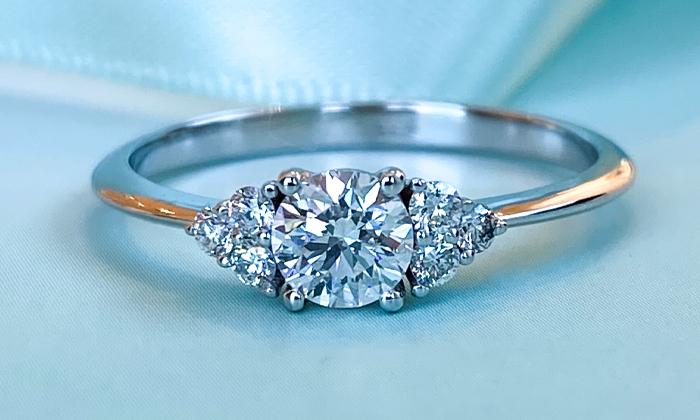טבעת אירוסין Bolonia