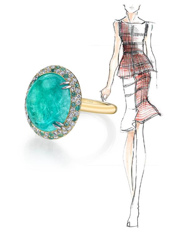 4 סיבות לרכישת טבעת אירוסין עם אבני חן