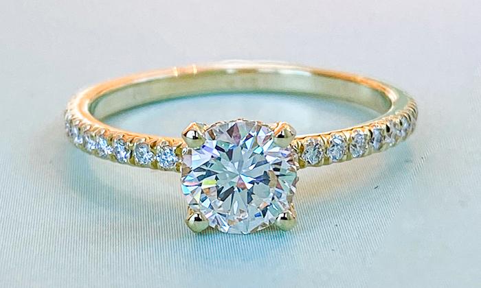 טבעת אירוסין Arianna