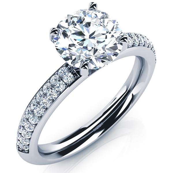 מי אמר שאין דבר כזה טבעת אירוסין מדהימה במחיר שפוי