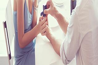 5 רעיונות מקוריים להצעת נישואין
