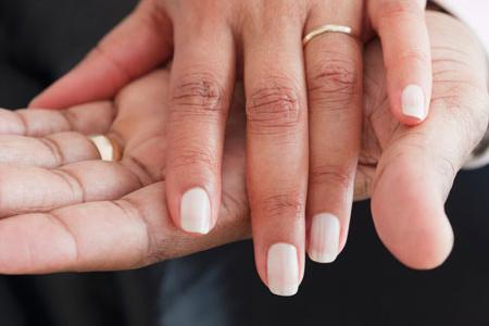 טבעות אירוסין לאישה וטבעות אירוסין לגבר