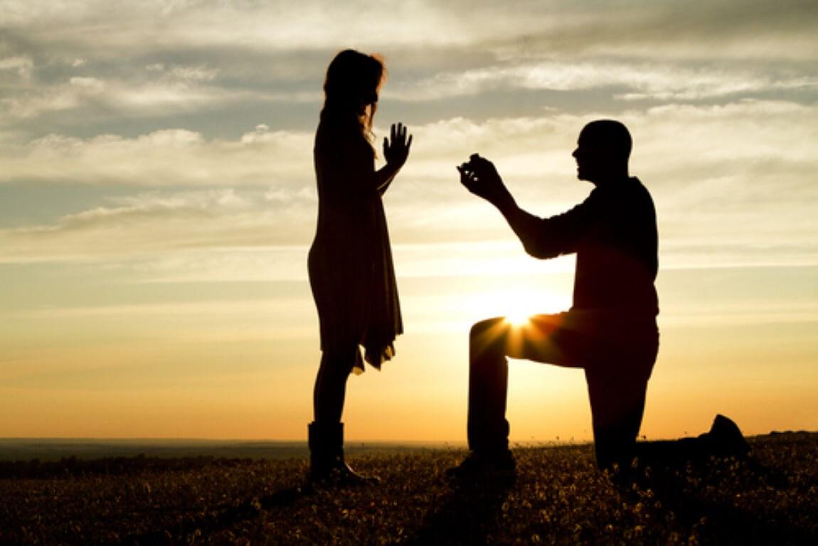 רעיונות להצעת נישואין רומנטית