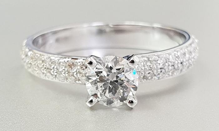 טבעת אירוסין Nora