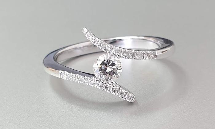 טבעת אירוסין Avivya