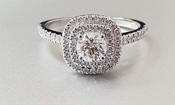 טבעת אירוסין Kristin