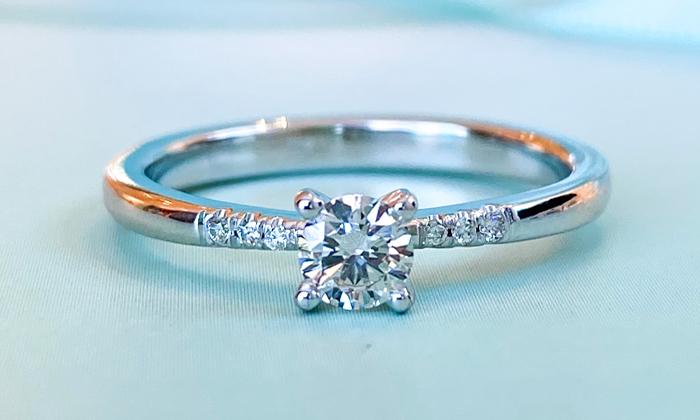 טבעת אירוסין Aalis