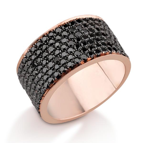 טבעת יהלום mamba