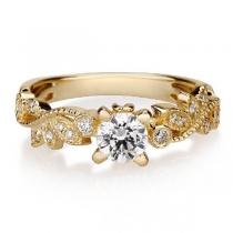 טבעת אירוסין Lentini