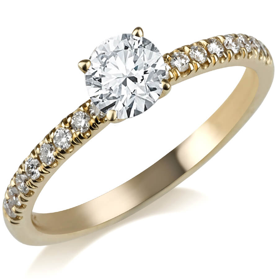 טבעת אירוסין Andria
