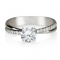 טבעת אירוסין Caen