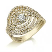 טבעת יהלום Antares