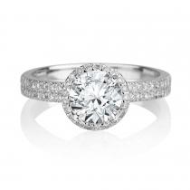 טבעת אירוסין Santpedor