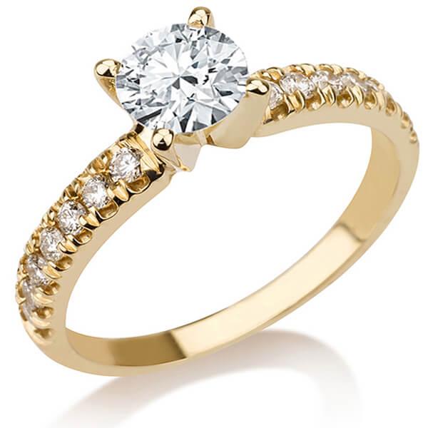 טבעת אירוסין Ceuta