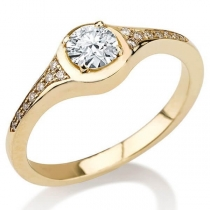 טבעת אירוסין Sesel