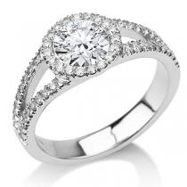 טבעת אירוסין Torino