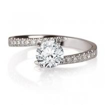 טבעת אירוסין Pollux