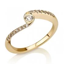 טבעת אירוסין Napule