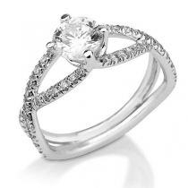 טבעת אירוסין Nola