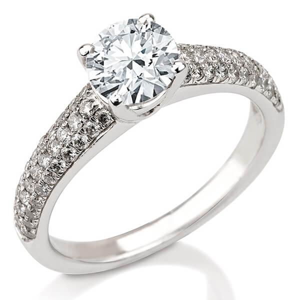 טבעת אירוסין Topino