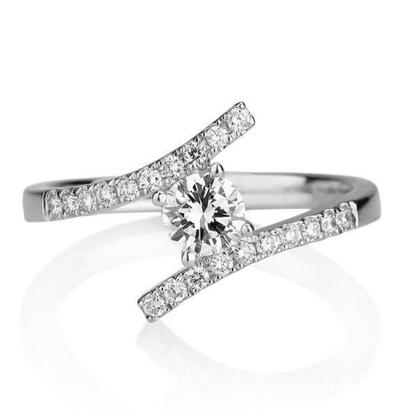 טבעת אירוסין Arezzo