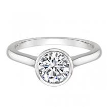 טבעת אירוסין Prato