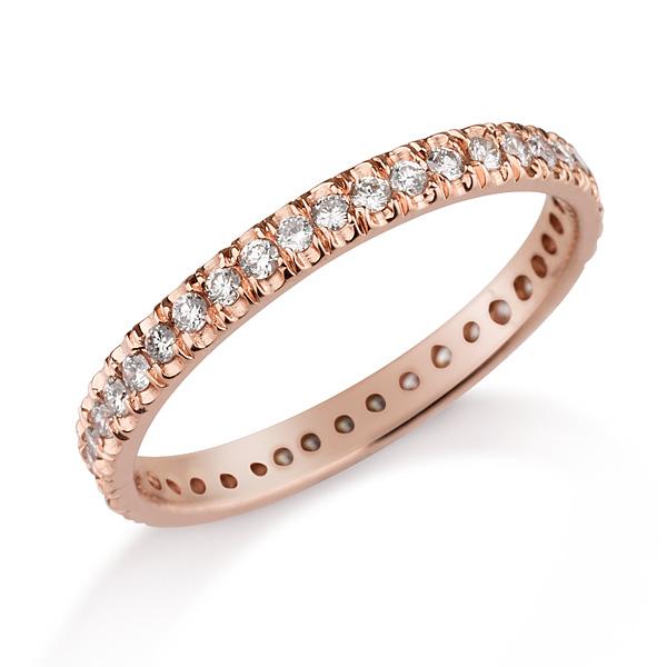 טבעת יהלום Abigail