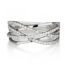 טבעת יהלום Esther