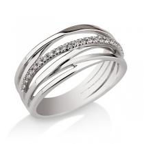 טבעת יהלום Maiden