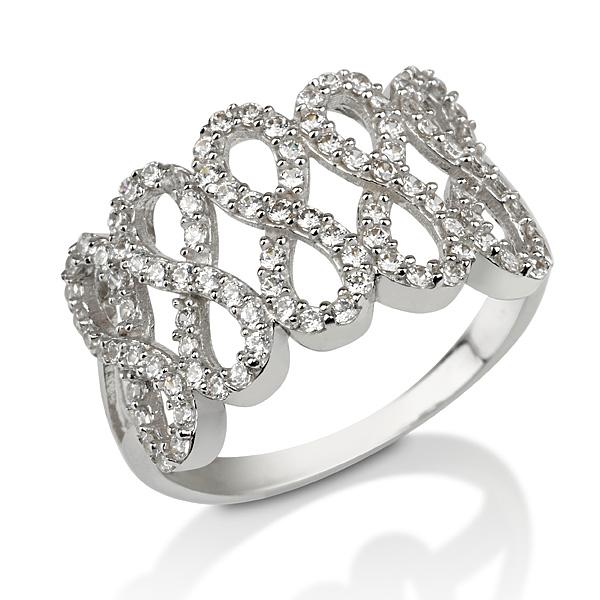 טבעת יהלום Bathsheba