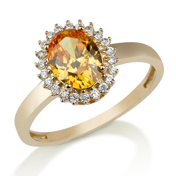 טבעת אבן חן Mars