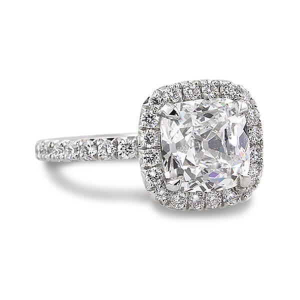 טבעת אירוסין Emily