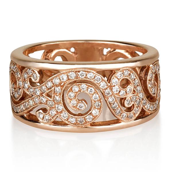 טבעת יהלום COLIN