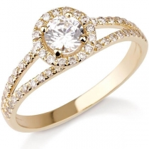 טבעת אירוסין KESHET