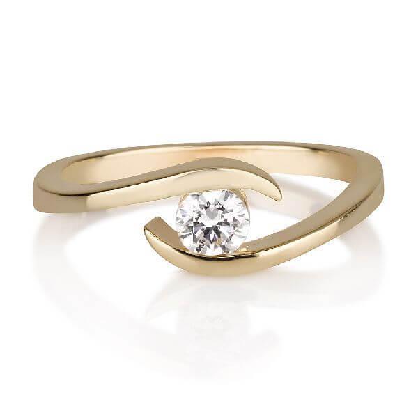 טבעת אירוסין TEHILA