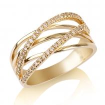 טבעת יהלום VALERIE