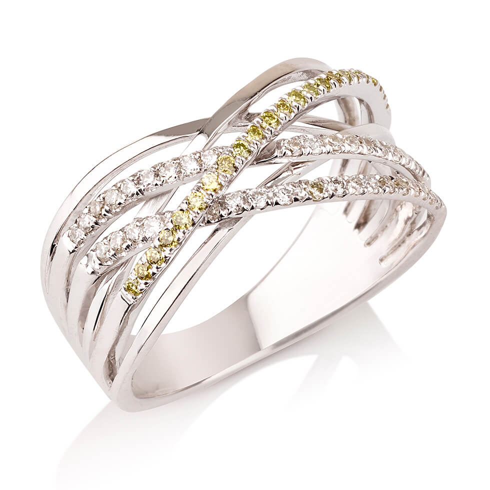 טבעת יהלום KORAL