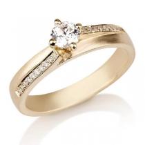 טבעת אירוסין ROMI
