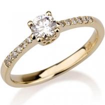 טבעת אירוסין Lucca
