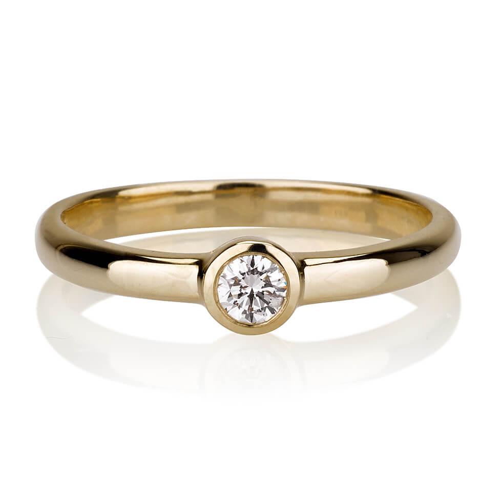 טבעת יהלום Renata